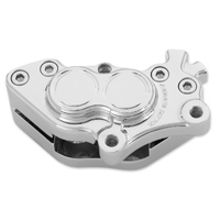 Arlen Ness Chrome Left Front Caliper Housing