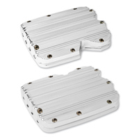 Arlen Ness10-Gauge Rocker Box Kit Chrome