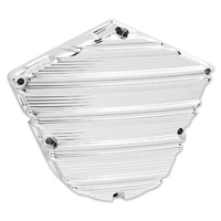 Arlen Ness 10-Gauge Cam Shell Cover Chrome