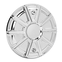Arlen Ness10-Gauge Derby Cover Chrome