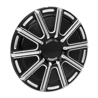 Arlen Ness 10-Gauge Cam Cover Black