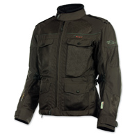 Olympia Moto Sports Men's Alpha Loden Jacket