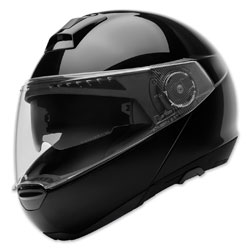 Schuberth C4 Gloss Black Modular Helmet