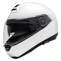 Schuberth C4 Gloss White Modular Helmet