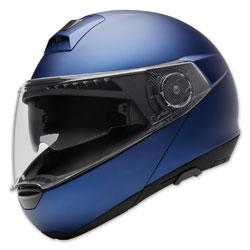 Schuberth C4 Matte Blue Modular Helmet