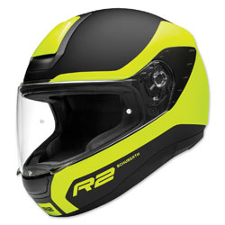 Schuberth R2 Nemesis Yellow Full Face Helmet