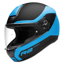 Schuberth R2 Nemesis Blue Full Face Helmet