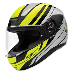 Schuberth R2 Enforcer Yellow Full Face Helmet