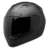Bell Qualifier DLX Blackout Matte Black Full Face Helmet