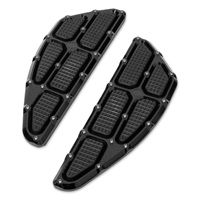 Roland Sands Design Black Ops Traction Rider Floorboards
