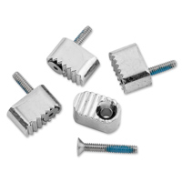 Kuryakyn Replacement Locking Pins & Screws Kit for Swingwing Footpegs