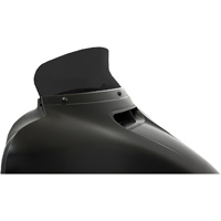Memphis Shades 4-1/2″ Dark Smoke Spoiler Windshield
