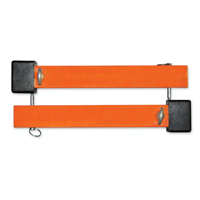 Titan Lifts Orange Tie Down Extensions