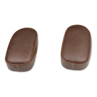 Mustang Brown Passenger Arm Rest Pads