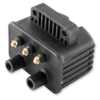 Twin Power Black Single Fire High Performance Coil