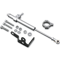 Steering Damper Kit Satin 39mm