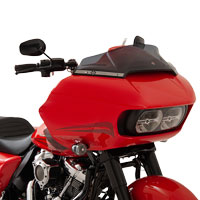 Klock Werks 6″ Dark Smoke Super Low Flare Windshield