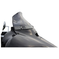 Klock Werks 4″ Dark Smoke Super Low Flare Windshield