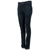 Speed and Strength Women's True Romance Armored Dark Blue Jeans