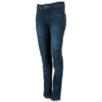 Speed and Strength Women's True Romance Armored Blue Jeans
