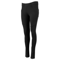 Speed and Strength Women's Comin' In Hot Yoga Black Pants