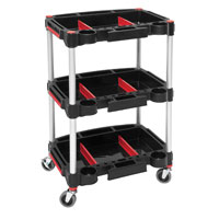 BikeMaster Multipurpose Work Cart