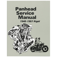 V-Twin Manufacturing Panhead Service Manual