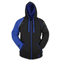 Speed and Strength Men's United By Speed Armored Blue/Black Hoodie
