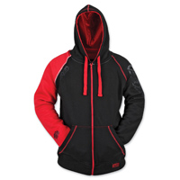 Speed and Strength Men's United By Speed Armored Red/Black Hoodie