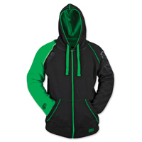 Speed and Strength Men's United By Speed Armored Green/Black Hoodie