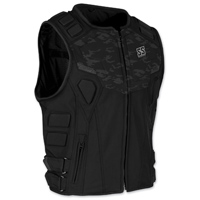Speed and Strength Men's Critical Mass Armored Camo/Black Vest