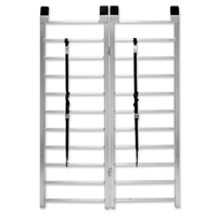 Quadboss Bi-Fold Ramp 72″ x 50″ - 1,500 Pound Capacity