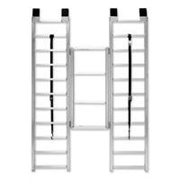 Quadboss Tri-Fold Ramp 71″ x 50″ - 1,500 Pound Capacity