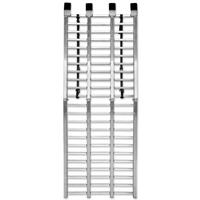 Quadboss Folding Wide Boy Ramp 88″ x 33″ - 1,500 Pound Capacity