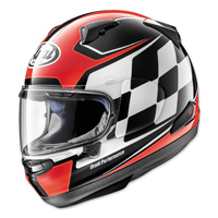 Arai Signet-X Finish Red Full Face Helmet