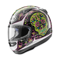 Arai Signet-X El Creneo Pink Full Face Helmet
