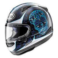 Arai Signet-X El Creneo Blue Frost Full Face Helmet