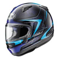 Arai Quantum-X Sting Blue Full Face Helmet