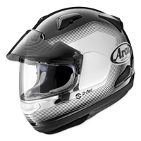 Arai Quantum-X Sting Shade White Full Face Helmet