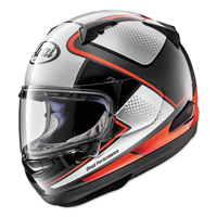 Arai Quantum-X Sting Box Red Full Face Helmet