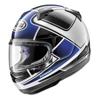 Arai Quantum-X Sting Box Blue Full Face Helmet