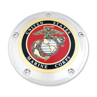 Custom Engraving Ltd. Full Color Marine Derby Cover
