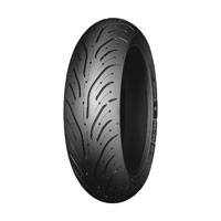 Michelin Pilot Road 4 Trail 170/60R17 Rear Tire