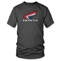 Honda Men's 85 Trials Charcoal T-Shirt
