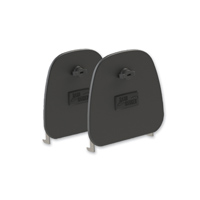 Hardbagger Locking Lower Fairing Door Set