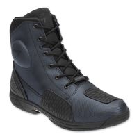 Bates Men's Adrenaline Dark Gray Leather Boots