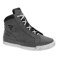 Bates Men's Taser Dark Gray Leather Boots