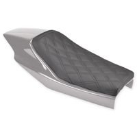 Saddlemen Lattice Stitch Seat For Eliminator Tail Section