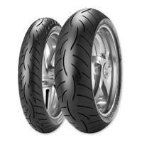 Metzeler Roadtec Z8 Interact 180/55ZR17 Rear Tire