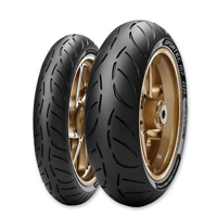Metzeler Sportec M7 RR 120/70ZR17 Front Tire